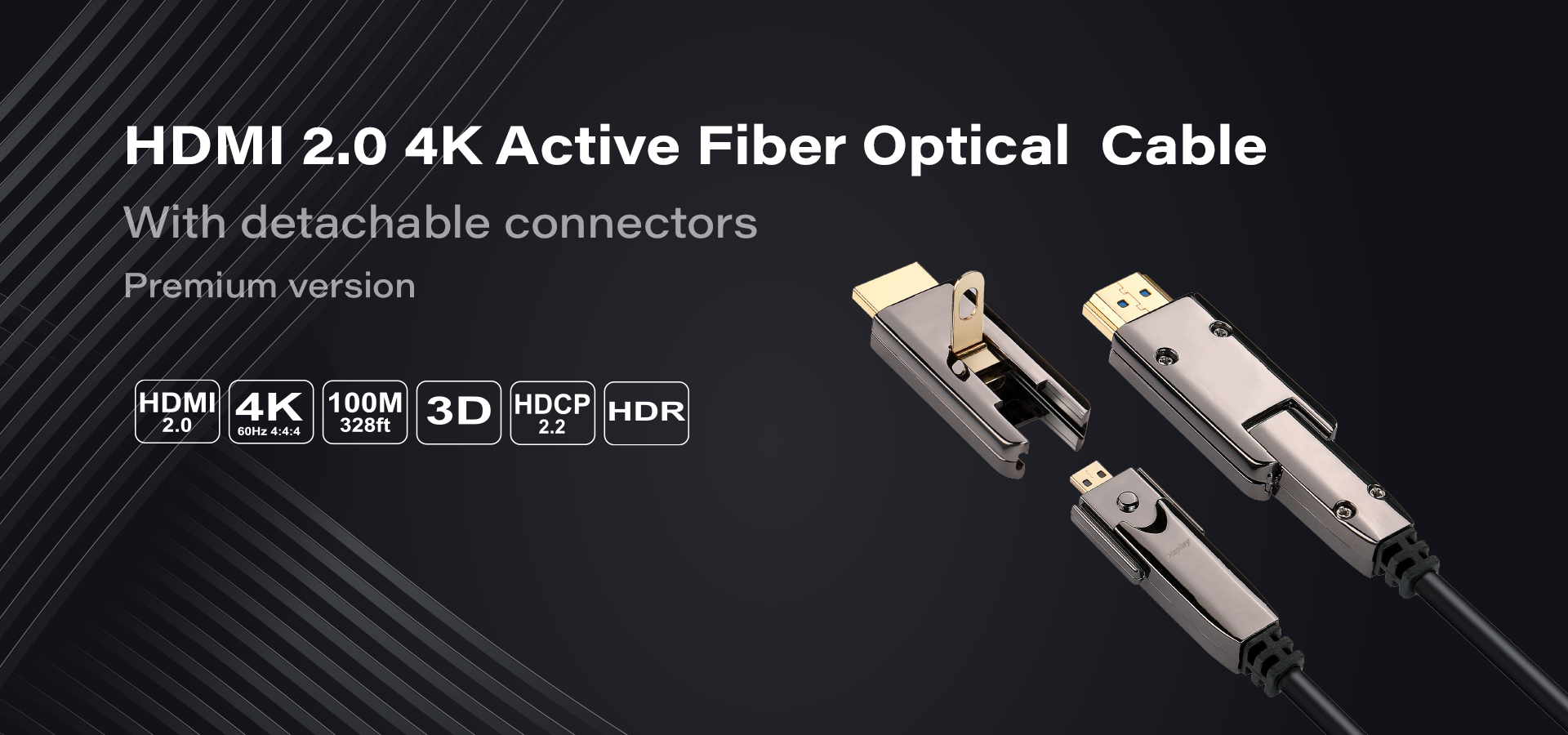 infobit-hdmi-4k-18Gbps-active-optical-fiber-cable-detachable