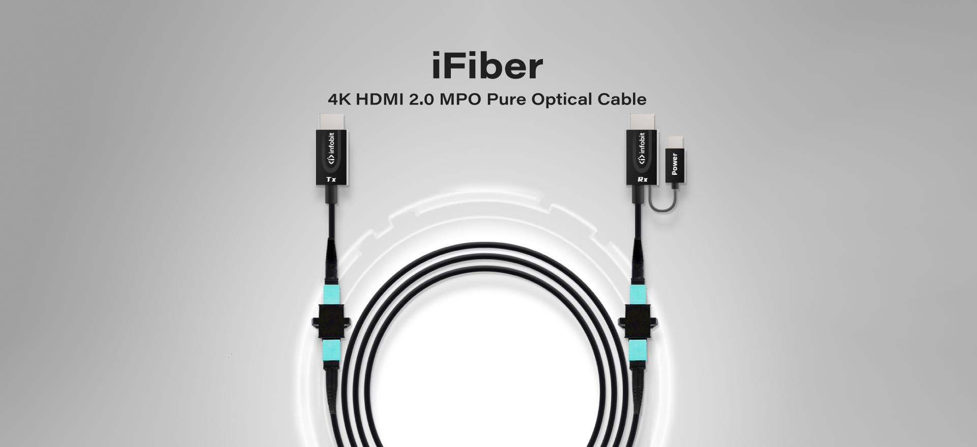 Infobit-iFiber-HDMI-4k-MPO