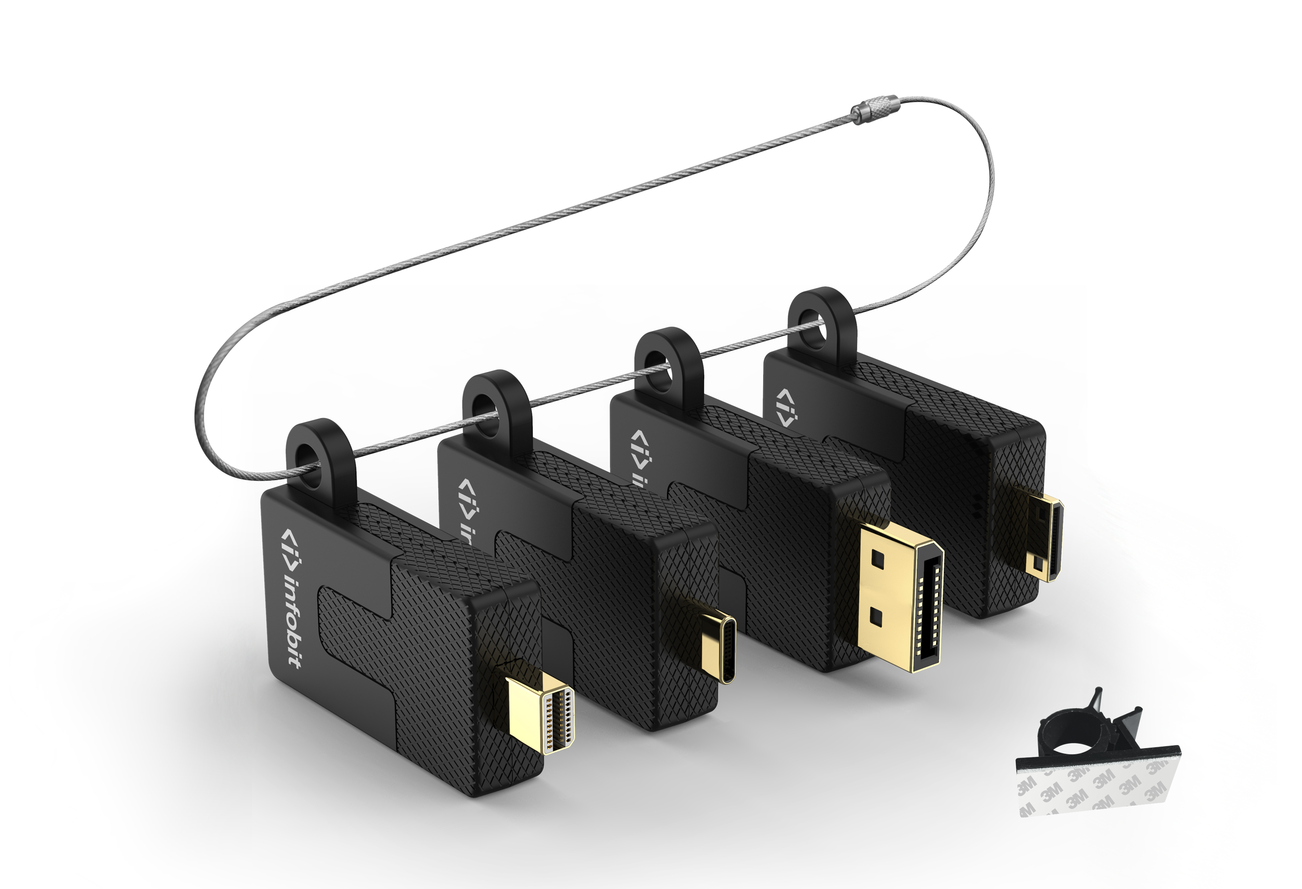 iCable HDMI Adapters Ring: AR11