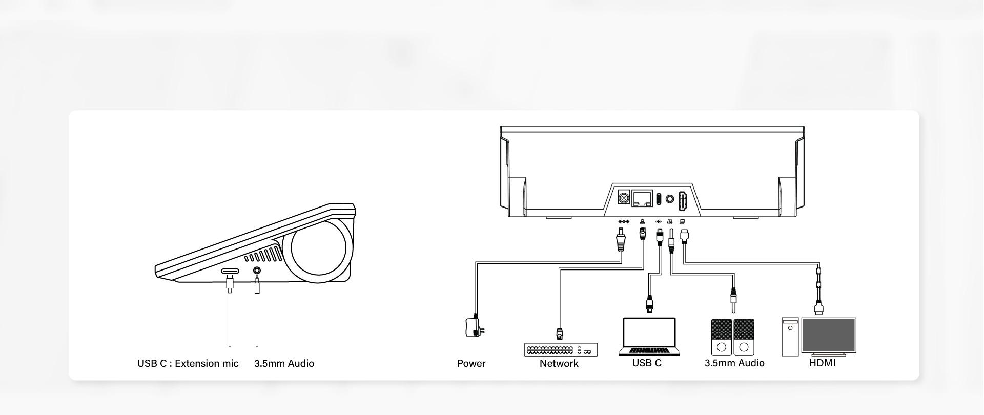 iSpeaker CM800 speakerphone with Android