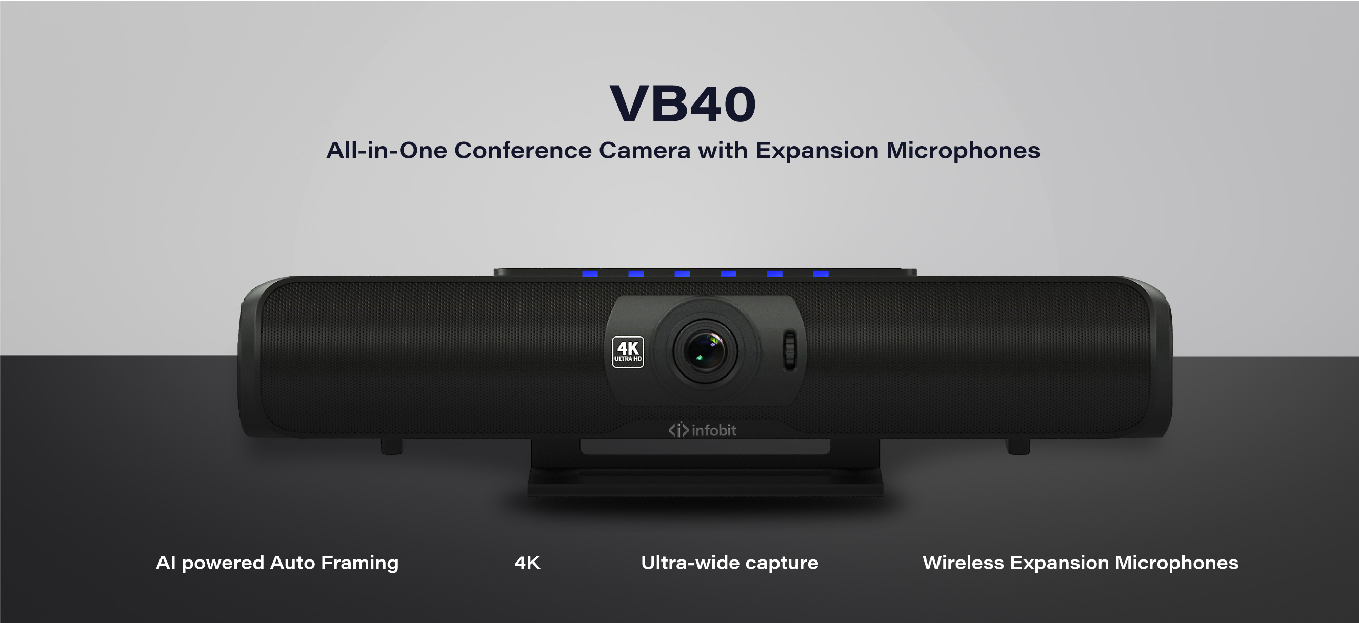 iCam VB40 All-in-One Conference Camera