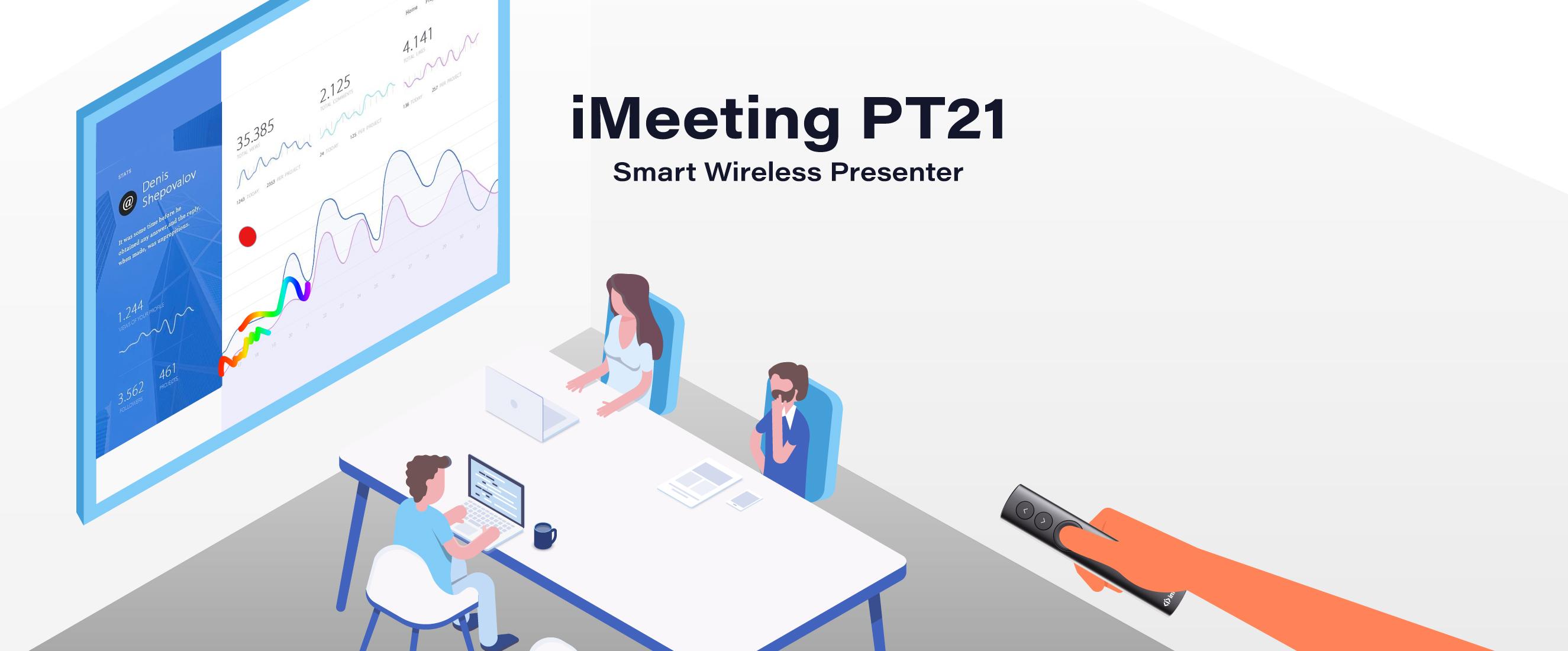 iMeeting PT21 Spotlight